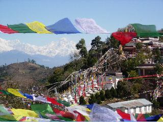 ThrnaguTashi Tangste Gonpa at Namo Buddha, photo courtesy of www.rinpoche.com