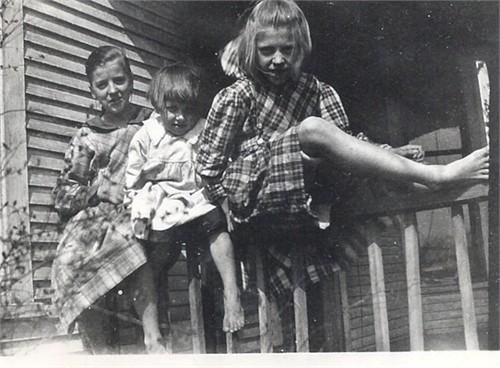 Evelyn, Dorothy, and Elsie