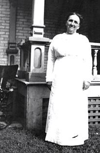 Delilah Nelles Kennedy, circa 1900