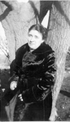 Martha Matilda Latta, circa 1920