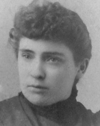 Martha Matilda Kennedy, circa 1890